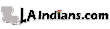 www.laindians.com | Indian Community Website in Louisiana